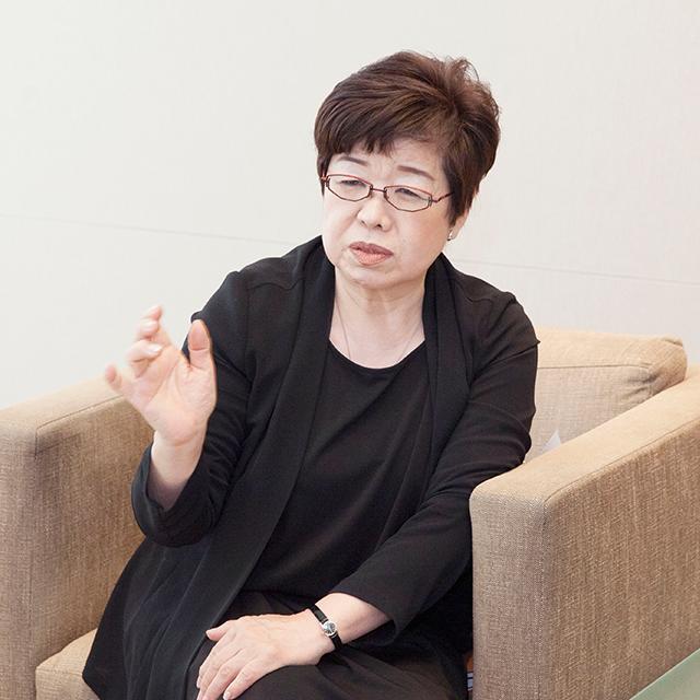 3月で退任した富川栄「SABFA」前校長
