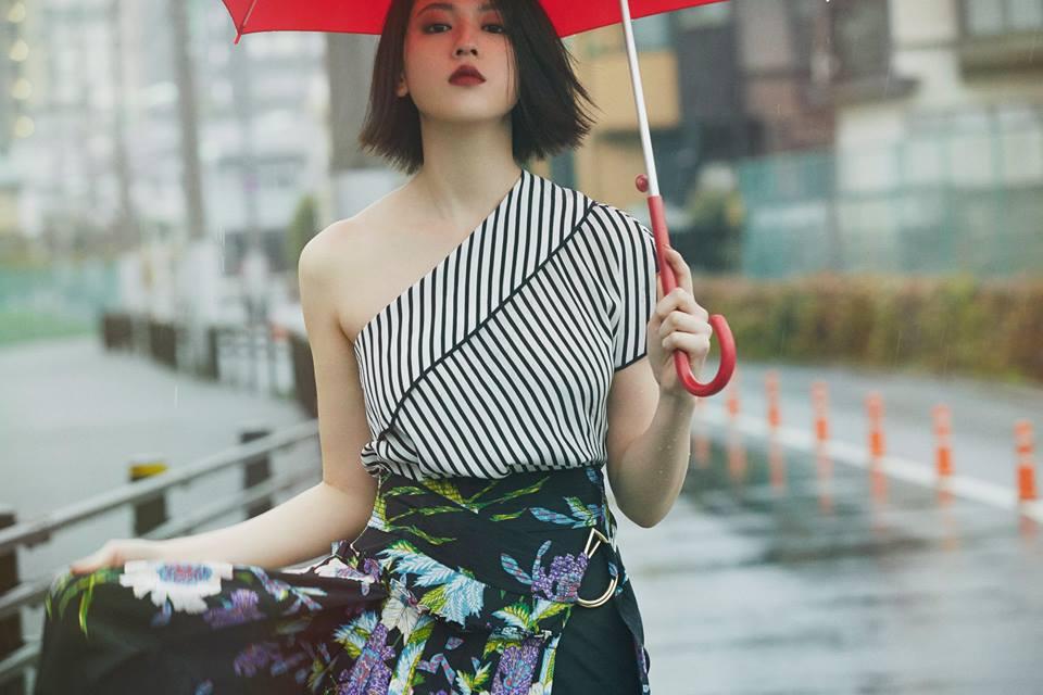 スタイル 三吉 彩花