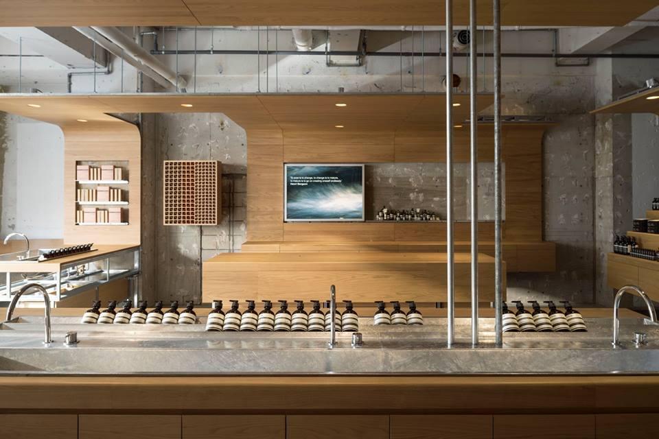 イソップ」渋谷店が店舗面積拡大で移転オープン 旧店舗と同じ明治通り ...