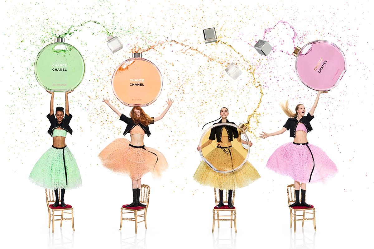 シャネル」がフレグランス「チャンス」でダンスオーディション実施 ...