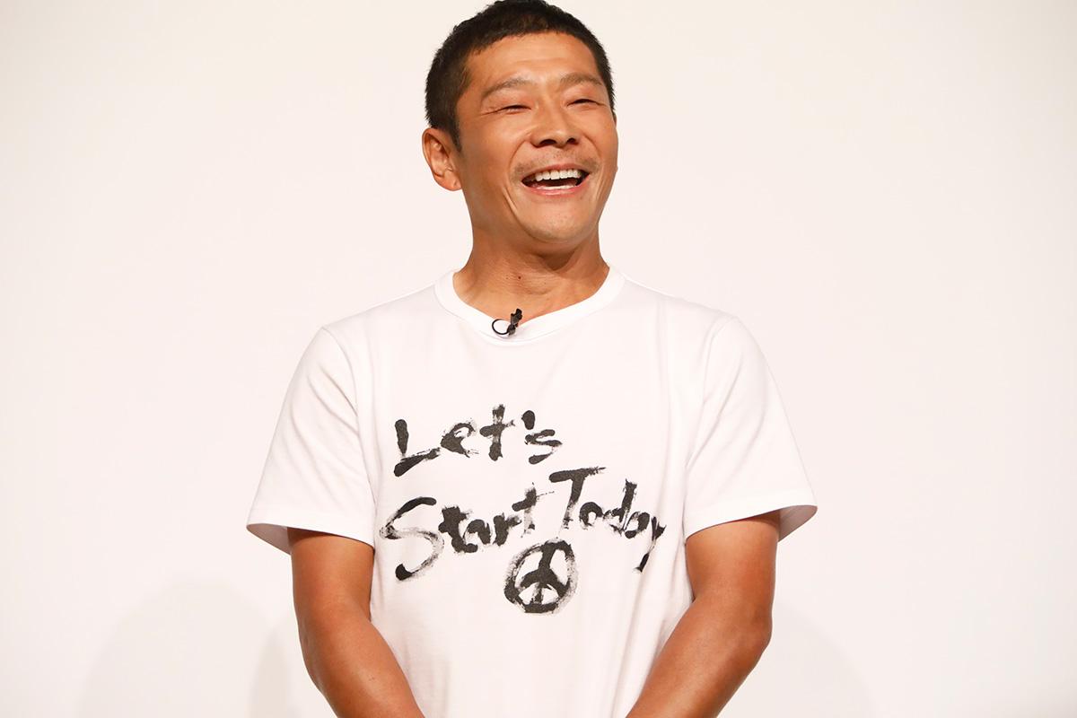 buy online c272c 96086 退任後は月旅行に新規事業 ZOZO前澤前社長の今後を知る一問一答 ...