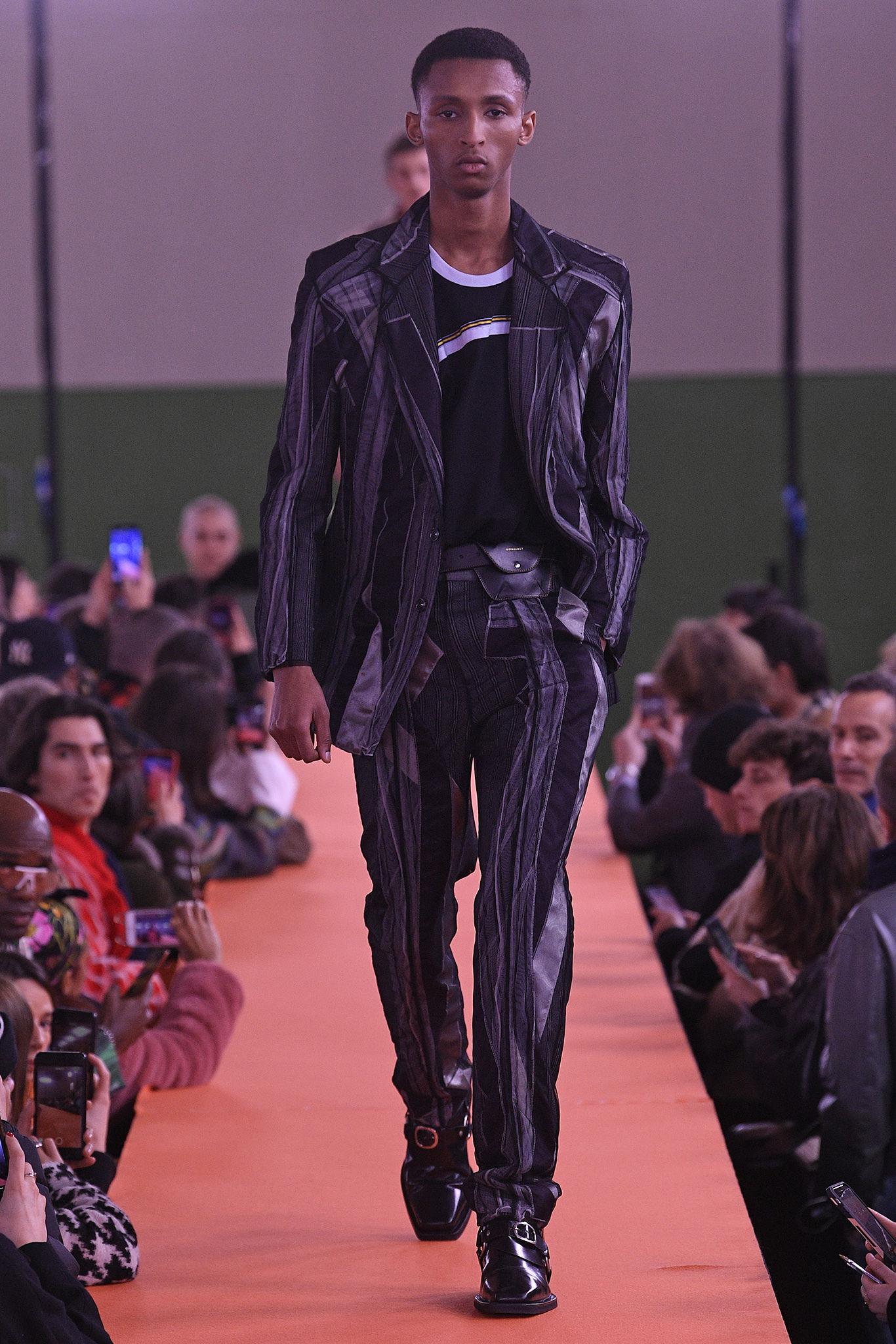 ルック】「Y/プロジェクト」2020-21年秋冬パリ・メンズ・コレクション ...