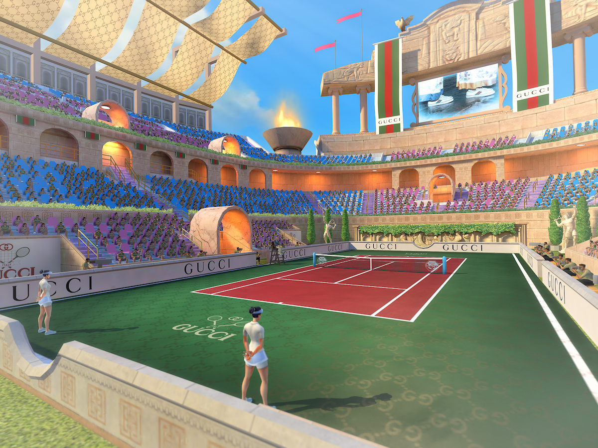テニス クラッシュ