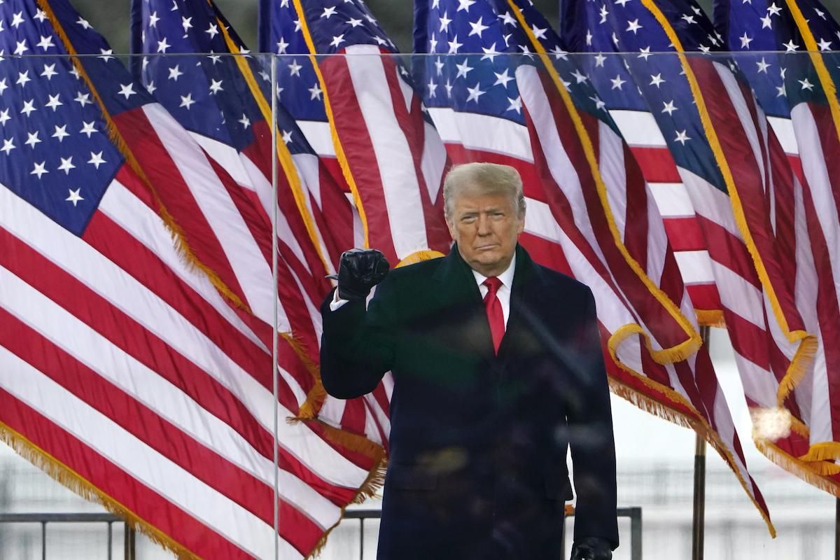 大統領 トランプ